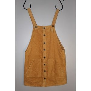Corduroy FOREVER 21 Dress (NWT)